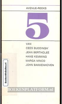 Vijf verhalen van Cees Buddingh ea.
