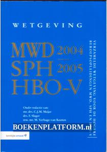 Wetgeving MWD 2004