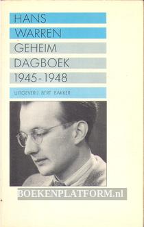 Geheim dagboek 1945-1948