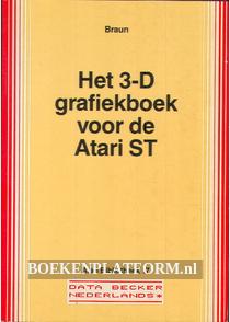 Het 3-D grafiekboek voor de Atari ST