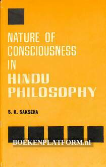 Nature of Consciousness in Hindu Philosophy