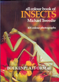All Colour Book of Insects
