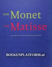 Van Monet tot Matisse