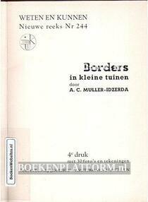 Borders in kleine tuinen