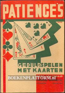 Patiences of geduldspelen met kaarten