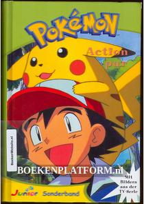 Pokemon Action pur