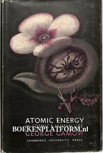 Atomic Energy in Cosmic & Human Life