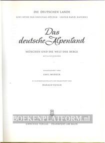 Das Deutsche Alpenland