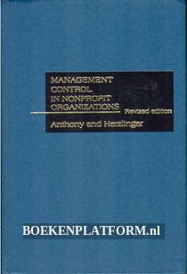 Management Control in Nonprofit Organizations