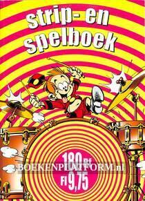 Robbedoes strip- en spelboek 1999