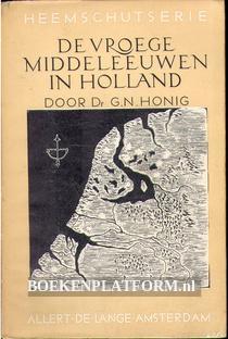 De vroege middeleeuwen in Holland