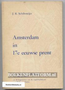 Amsterdam in 17e eeuwse prent
