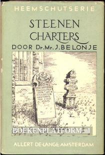 Steenen charters (oude grafsteenen)