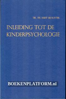 Inleiding tot de kinderpsychologie
