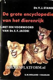 De grote encyclopedie van het dierenrijk