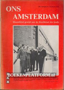 Ons Amsterdam 1962 no.10
