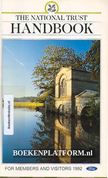 The National Trust Handbook 1992