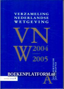 Verzameling Nederlandse wetgeving A
