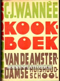 Kookboek van de Amsterdamse Huishoudschool