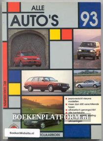 Alle auto's 1993