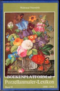 Porzellanmaler Lexicon II 1840-1914