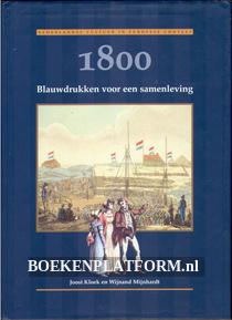 Blauwdrukken voor een samenleving 1800