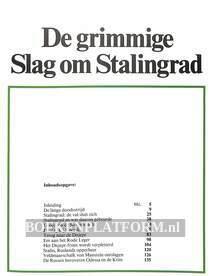 De grimmige Slag om Stalingrad