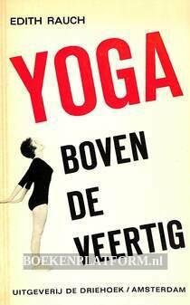 Yoga boven de veertig