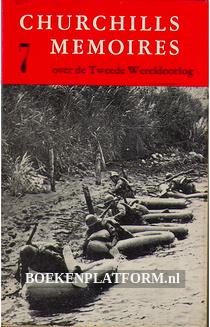 Churchills Memoires 07, De Japanse stormloop