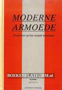 Moderne armoede