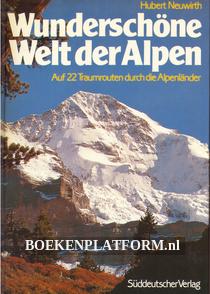 Wunderschöne Welt der Alpen