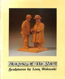 Memories of The Shtetl, Sculptures by Leon Wlowski
