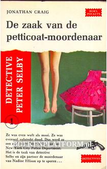 De zaak van de petticoat moordenaar