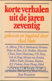 Korte verhalen uit de jaren zeventig