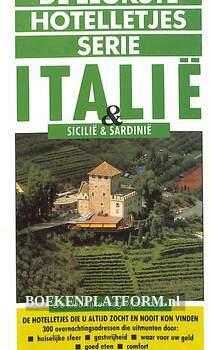 De leukste hotelletjes Italie Sicilië & Sardinië