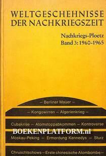 Weltgeschehnisse der Nachkriegzeit 1960-1965 3