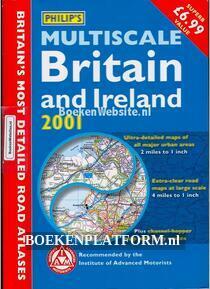 Multiscale Britain and Ireland 2001