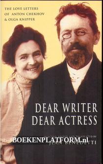 Dear Writer...Dear Actress