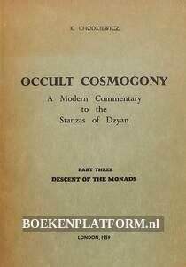 Occult Cosmogony III Descent of the Monads