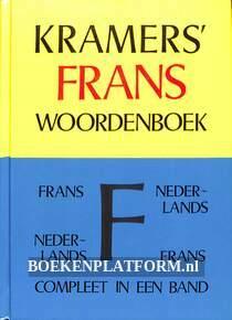 Kramers Frans woordenboek F/N N/F