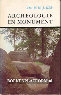 Archeologie en monument