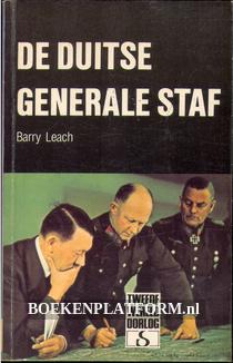 De Duitse generale staf