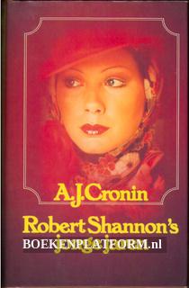 Robert Shannon's jonge jaren