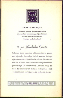 0364 10 jaar Nederlandse Comedie