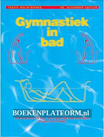 Gymnastiek in bad