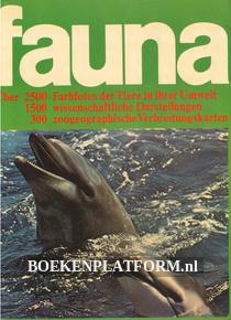 Fauna X, Weltmeere
