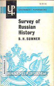 Survey of Russian History