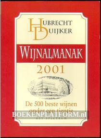 Wijnalmanak 2001