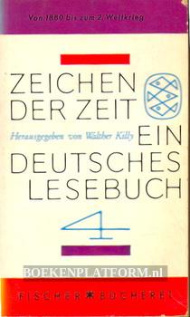 Deutsches Lesebuch IV