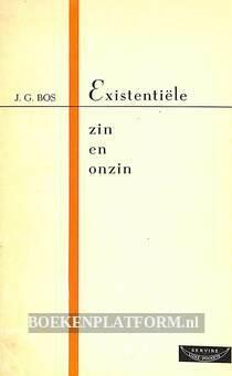 Existentiële zin en onzin